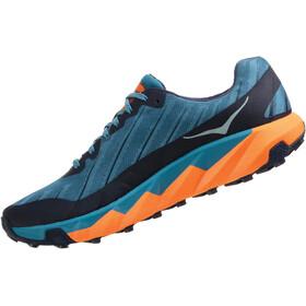 Hoka One One Torrent - Zapatillas running Hombre - naranja/Azul petróleo